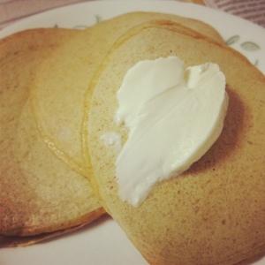 Yummy Spelt Pancakes